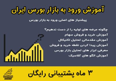 آموزش ورود به بازار بورس ایران