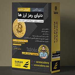 دنیای رمز ارزها تبلیغات