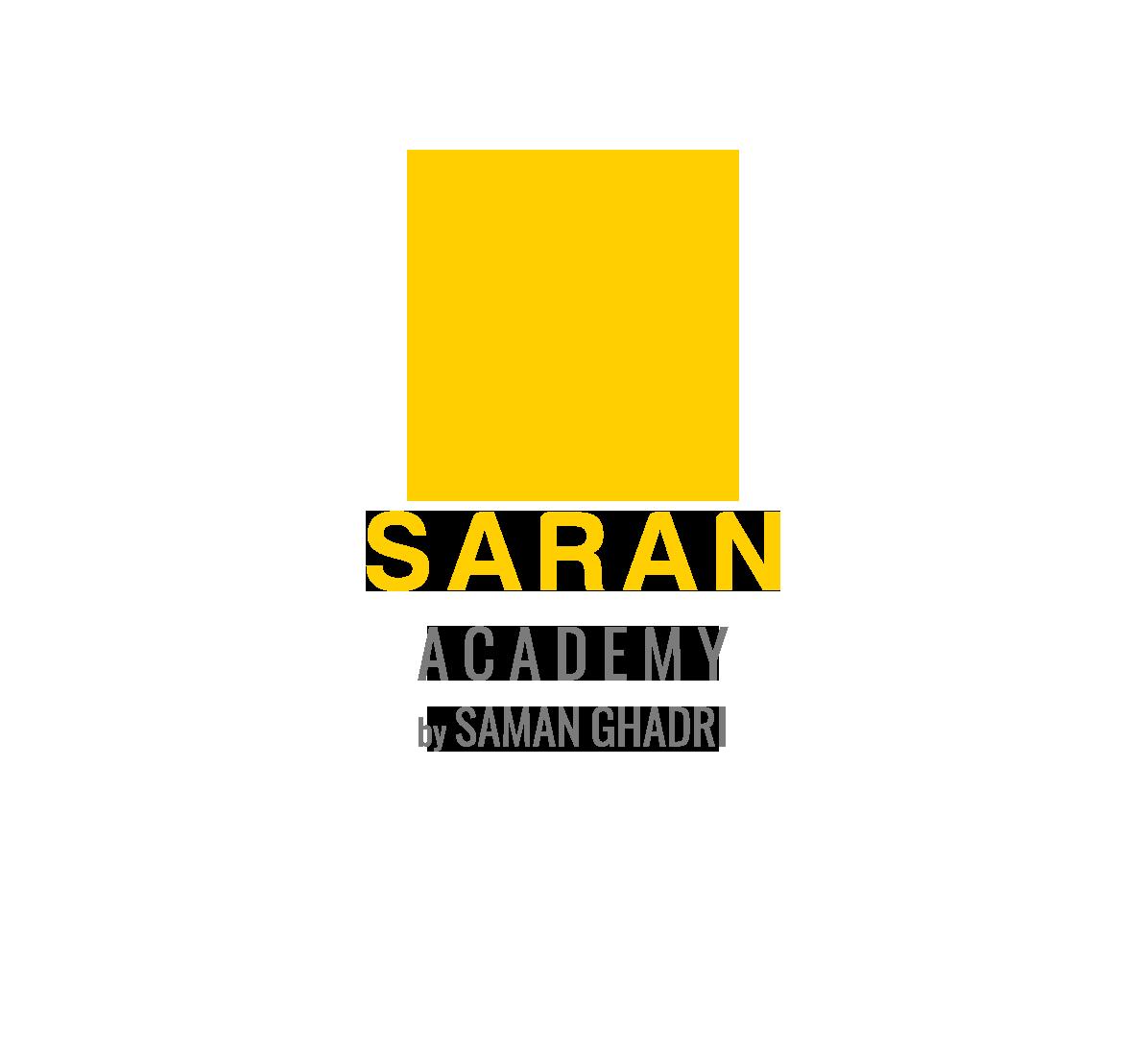 لوگو ساران آکادمی saranacademy logo